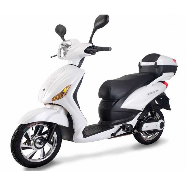 Z-Tech scooter 250 white