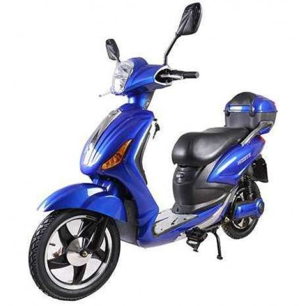 Z-Tech scooter 500 blue