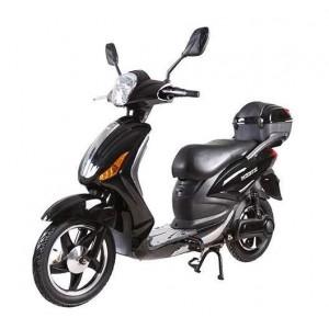 Z-Tech scooter 250 black 100% ΗΛΕΚΤΡΟΚΙΝΗΤΟ
