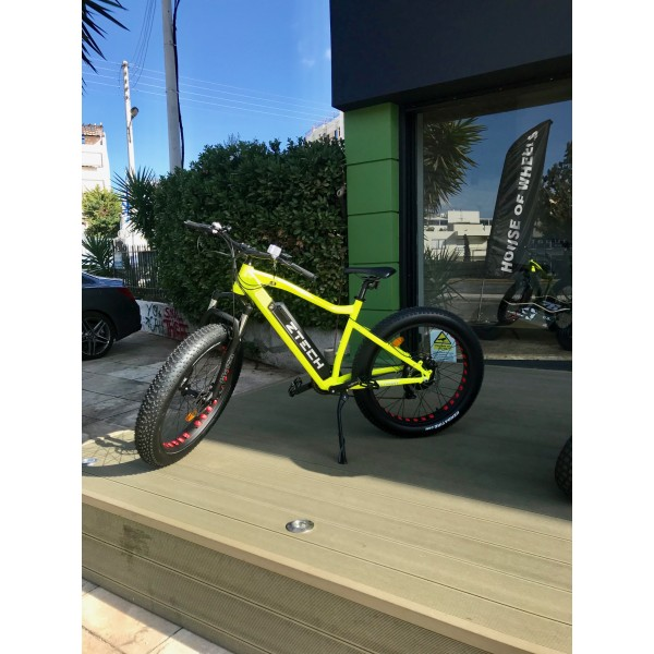 Z-Tech city 250 FLUO