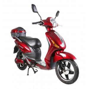 Z-Tech scooter 250 RED 100% ΗΛΕΚΤΡΟΚΙΝΗΤΟ